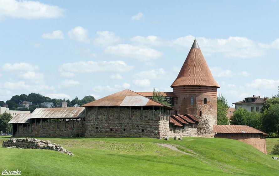 Каунасский замок - ziemke ...
