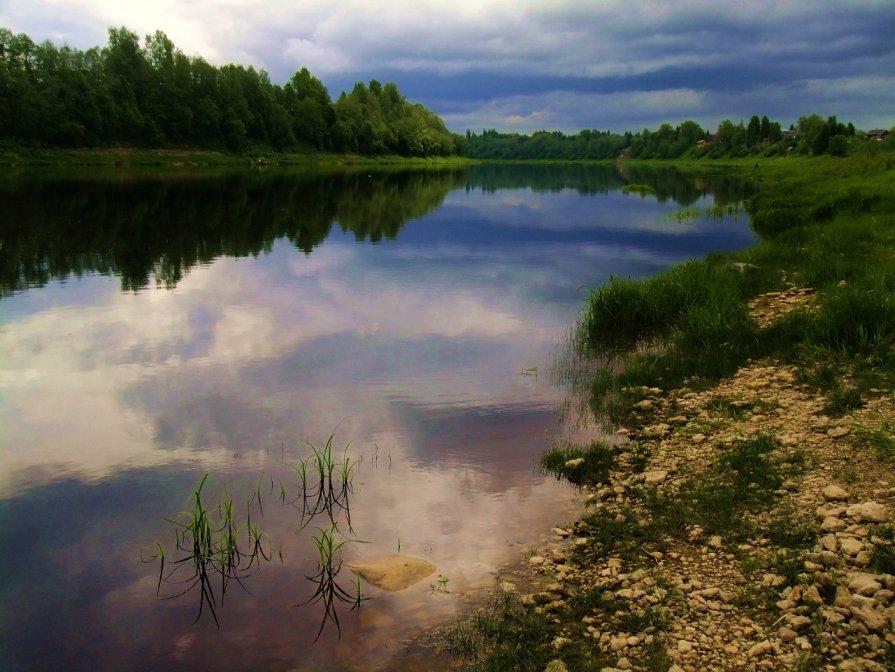 Перед дождем - Юлия Стальнова