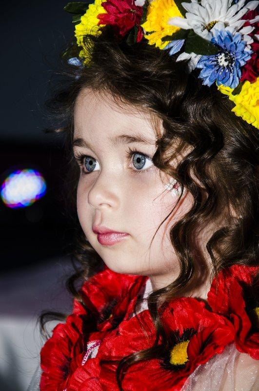 Маленькая украиночка - Екатерина Шинкаренко
