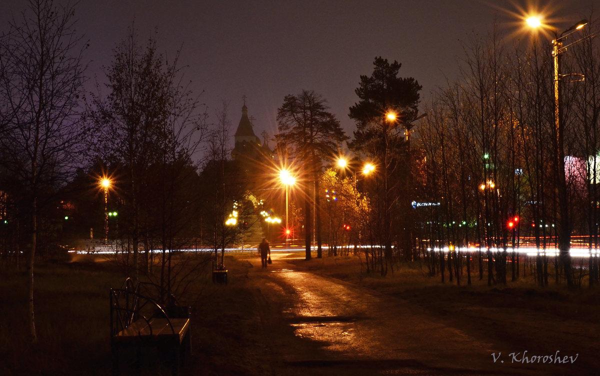 Глубокий вечер - Василий Хорошев