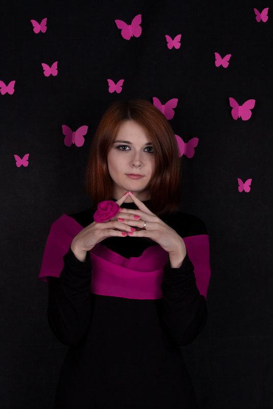 Бабочки - Анастасия Заплатина