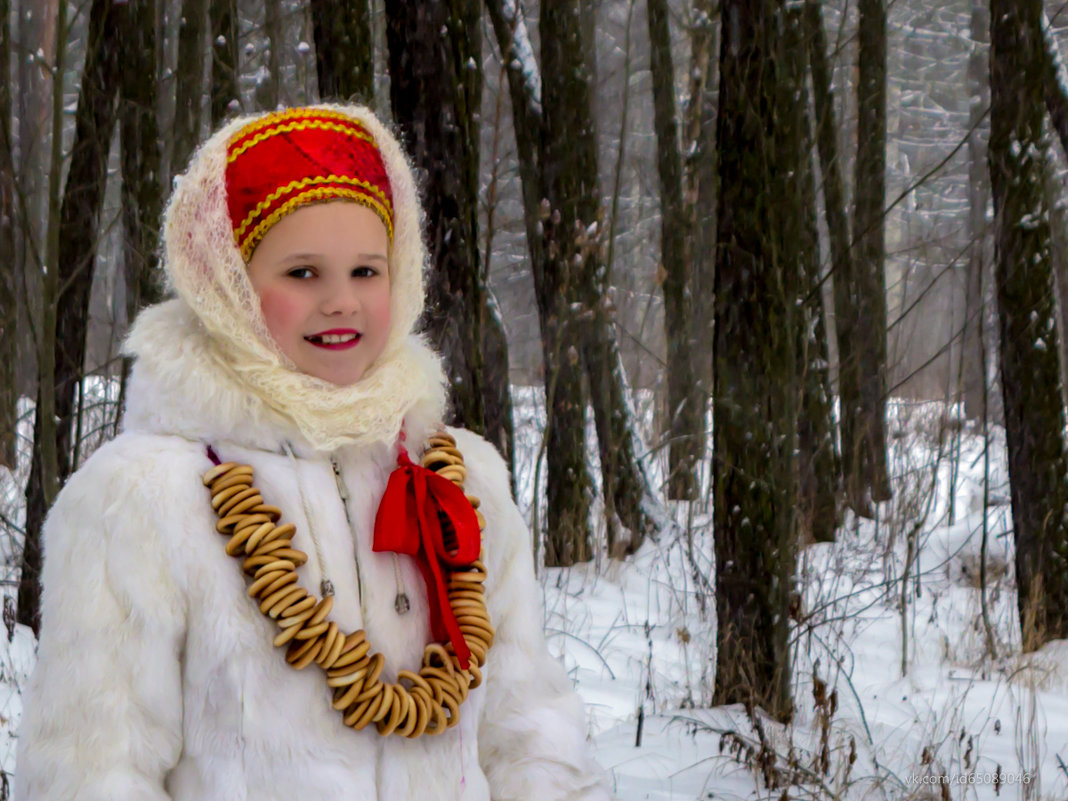 зимний фотоплене - Елена Маковоз