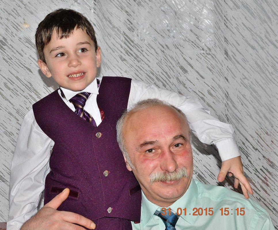 С дедом! - Александр Панов