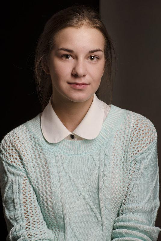 портрет - Анна Мальм