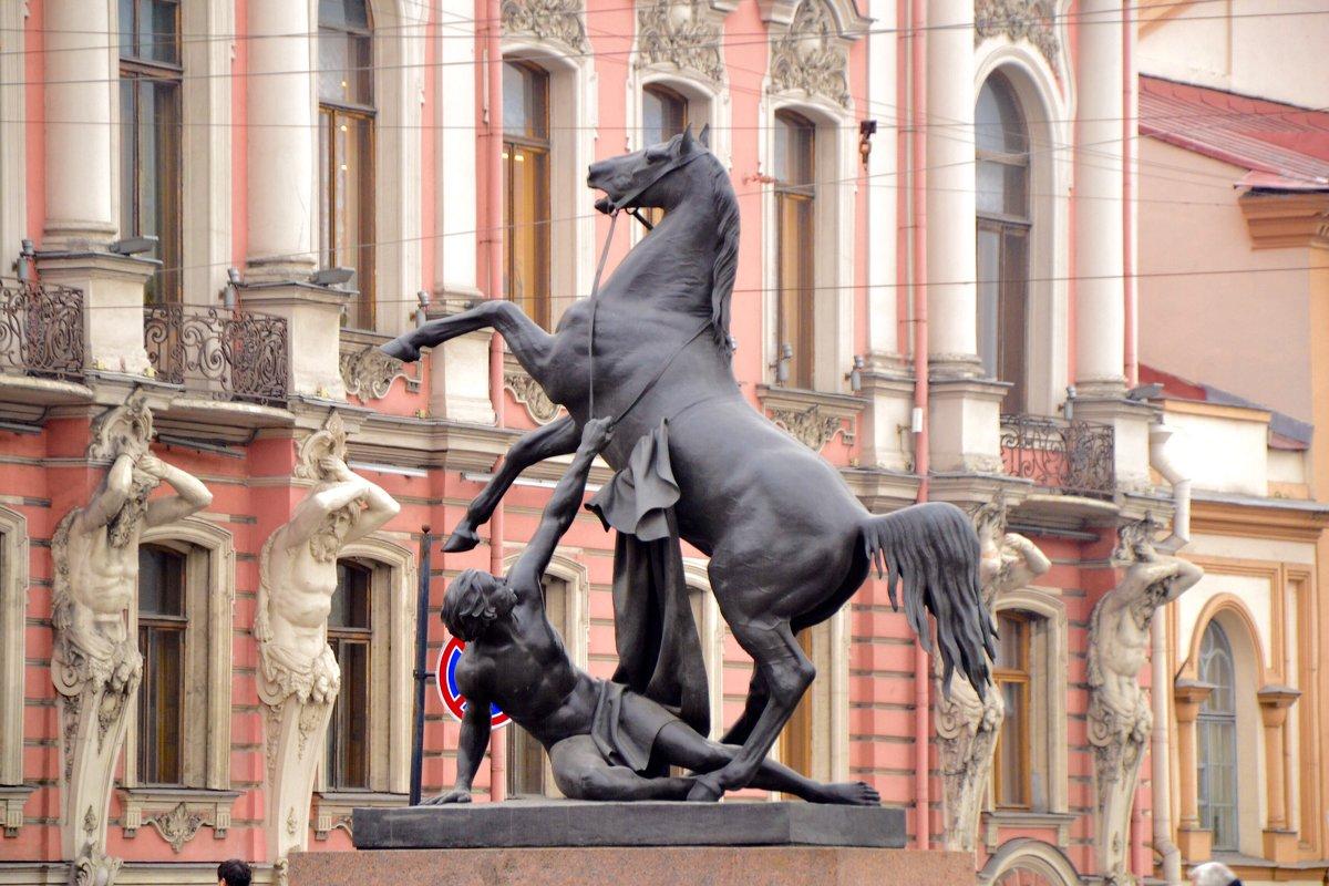 Питерские кони - Валерий Пегушев