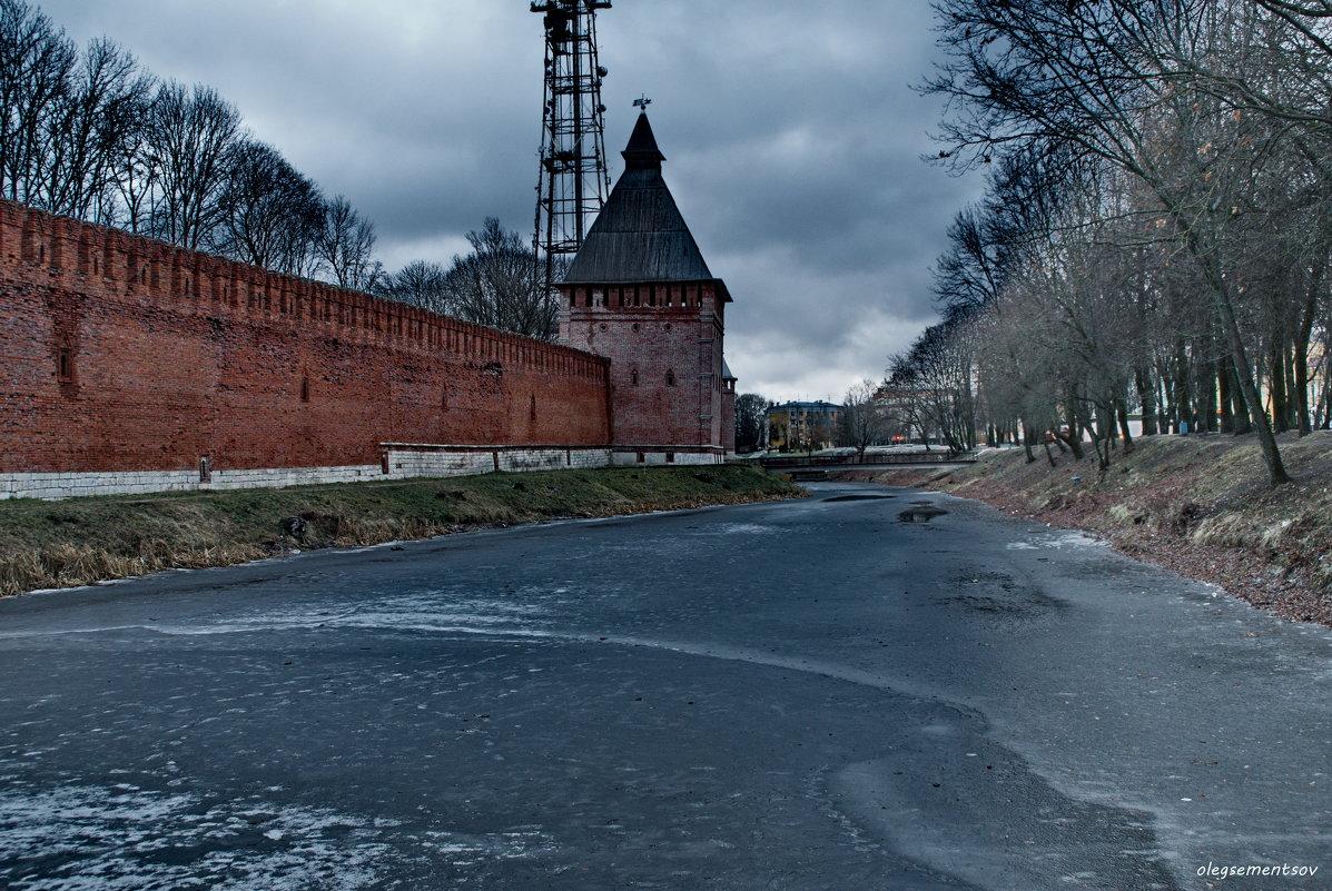 Смоленск - Олег Семенцов