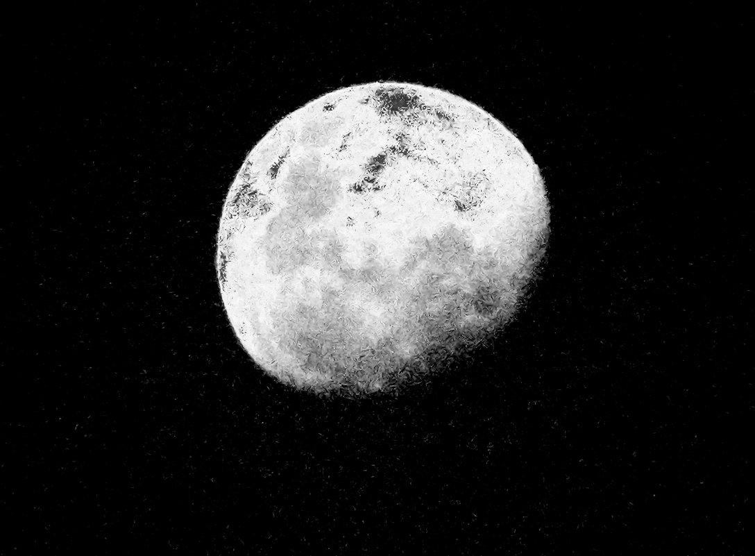 луна - Александр Корчемный