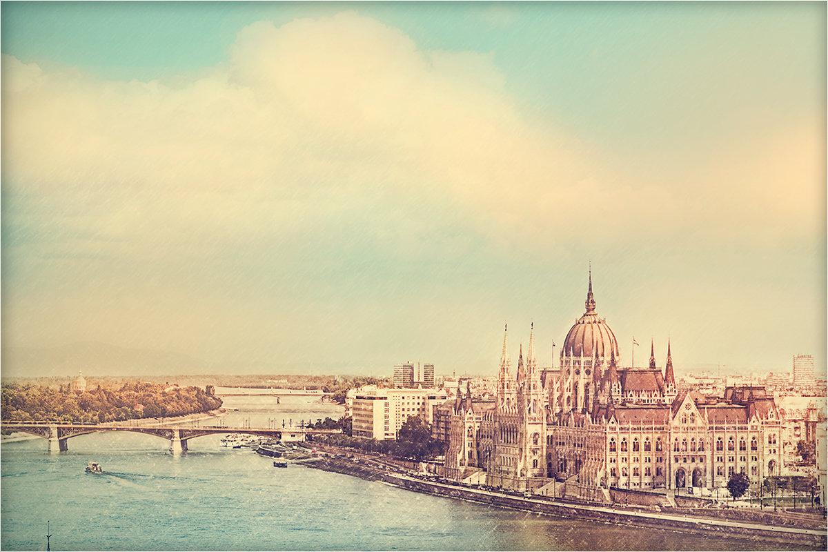 Будапешт - Андрей Гераскин