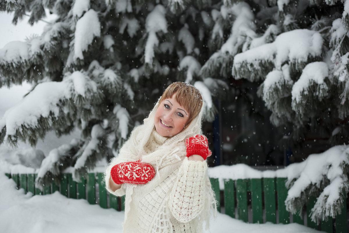 Всем сказочной зимы! - Марина Тверитнева