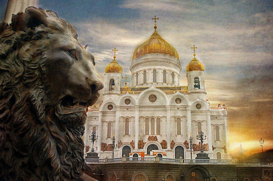 Храм Христа Спасителя - Николай Шлыков