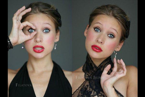 Автопортрет - Ирина Филатова