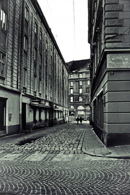 тихая улочка - Владимир Хижко