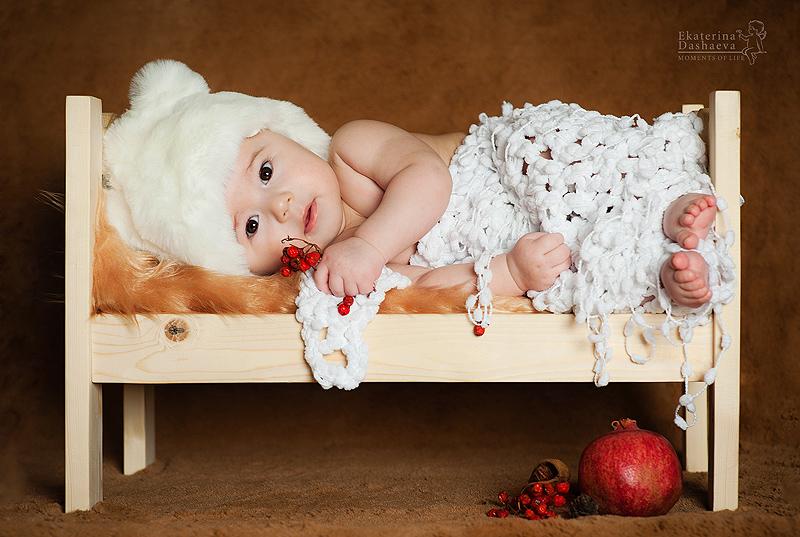 Сонный мишка лёг в кровать))) - Екатерина Дашаева