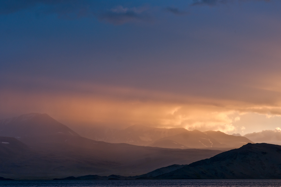Закатный свет на Даян Нур - Алексей Вуколов