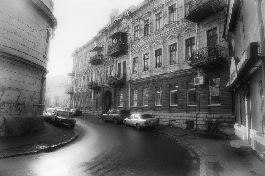 Утро Воронцовского переулка - Вахтанг Хантадзе