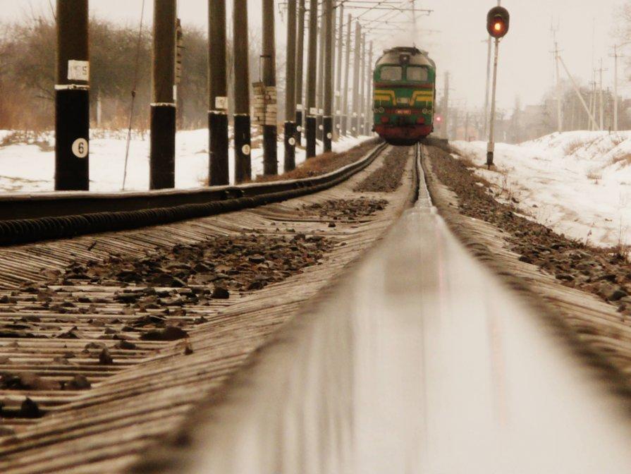 Поезд,поезд... - Саша Матвіюк