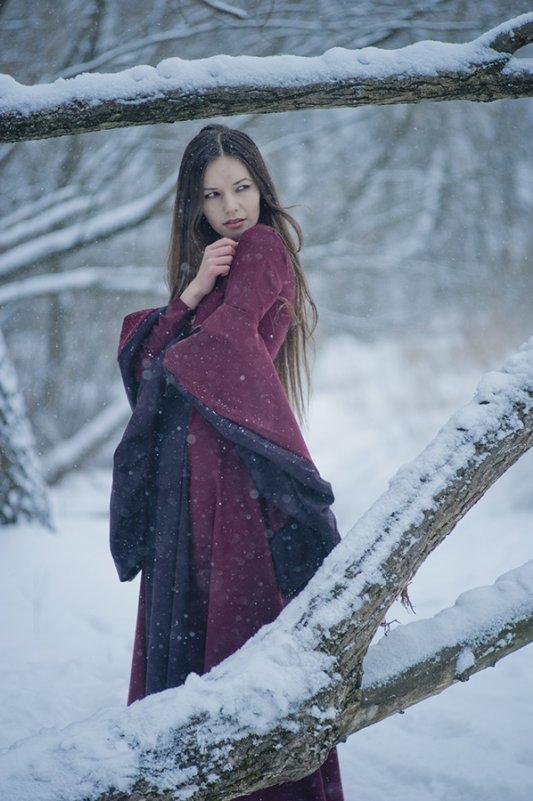 Winter Witch - Дмитрий Пименов