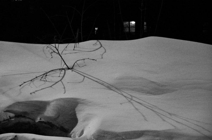 Зима как она есть - Андрей Буханцев