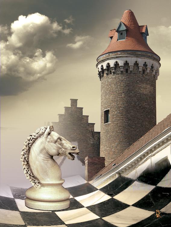 Вечный конь. Серия шахматы - Вероника Касаткина