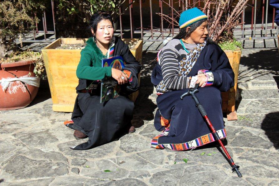 Тибет - Вероника Касаткина