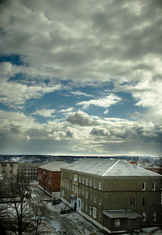 облака весны - Михаил Фенелонов