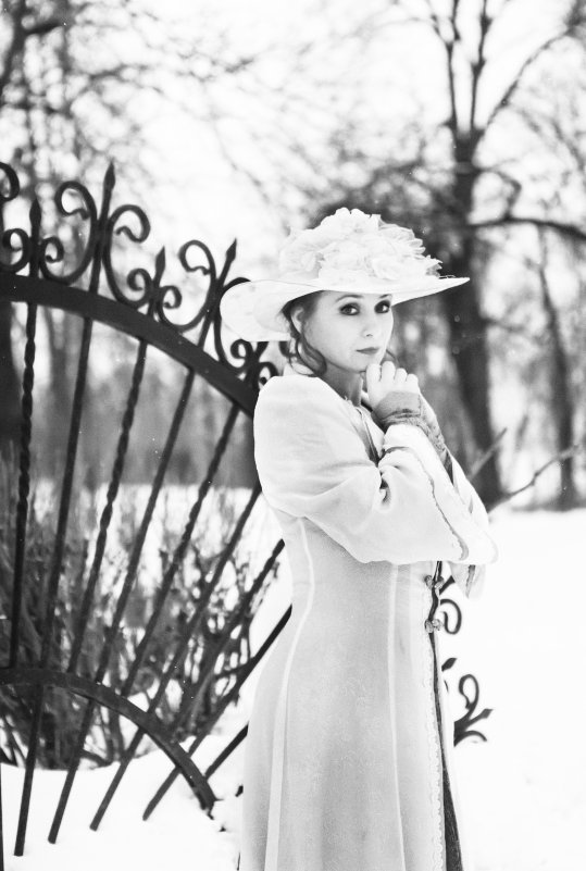 б/н - Ольга Гениевская