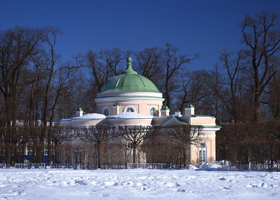 Старый сад. Нижняя ванна. Екатерининский парк. - Рай Гайсин