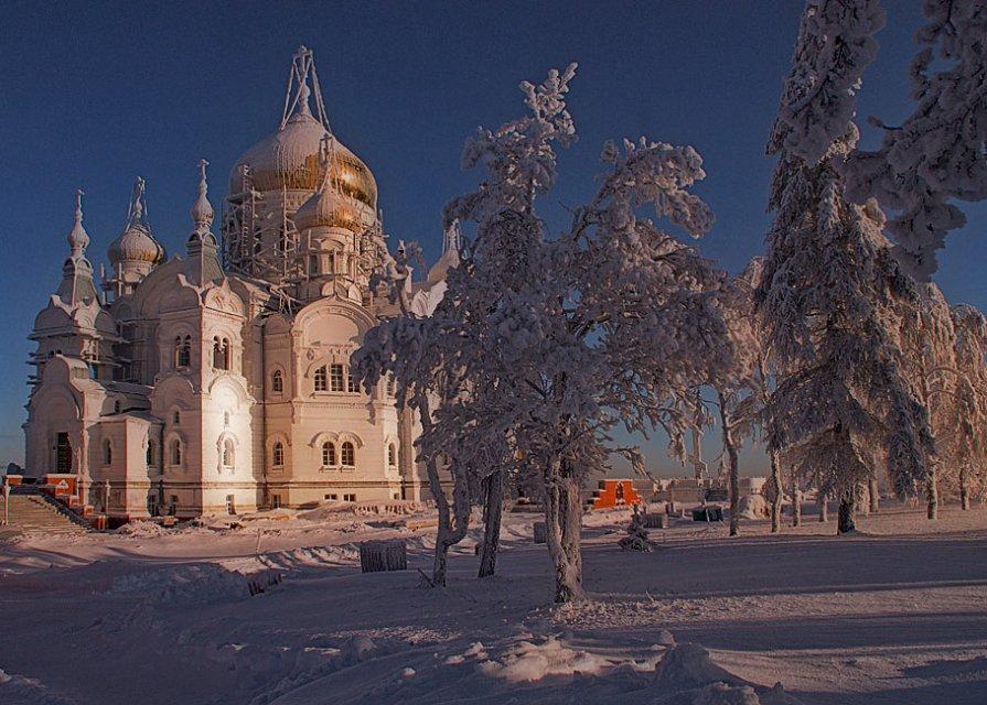 Белогорский монастырь - Андрей Антонов