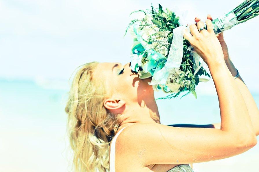 счастливая невеста - Алеся Самульцева