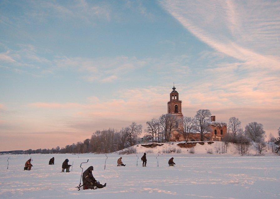 Зимняя радость - Николай Белавин