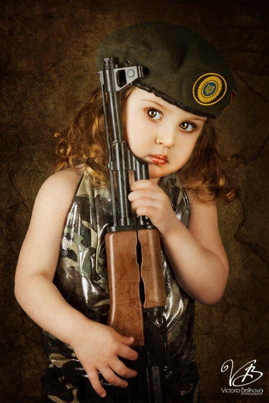 Милашка -солдат - Виктория Беликова