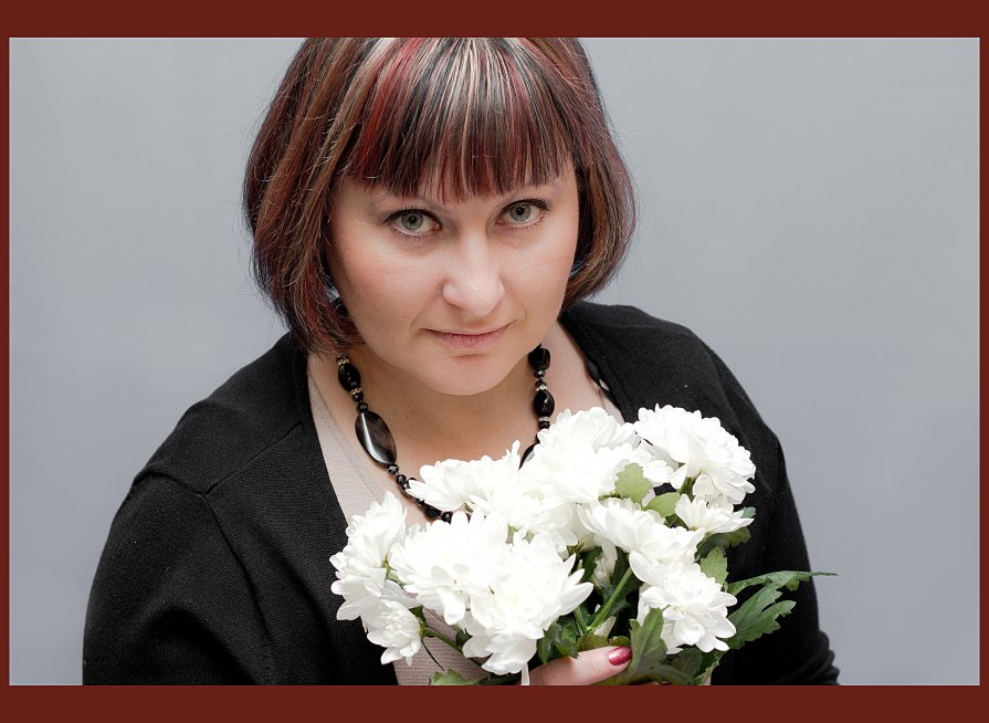 портрет - Юлия Золотарева