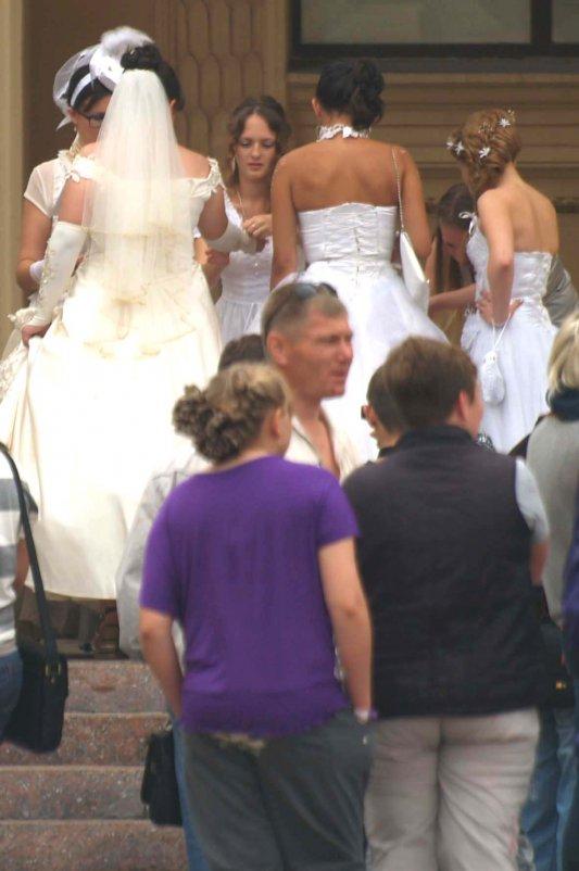 парад невест 2012 - Алексей Короткевич