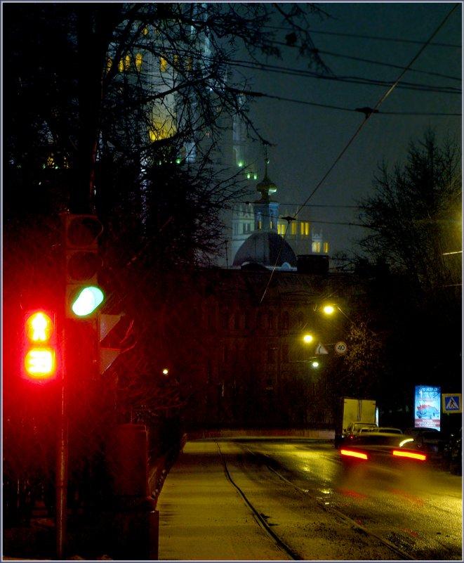 Ночь на Покровском - antip49 antipof
