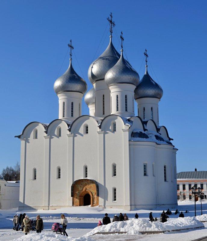 Софийский собор - Натали Зимина