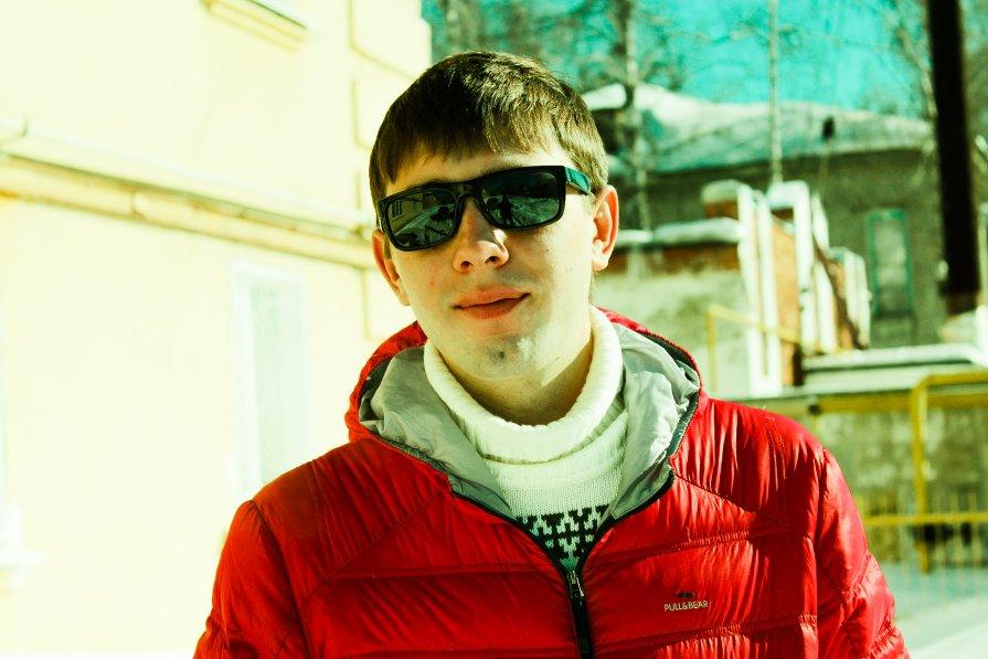 я - Ильнар Алтынбаев