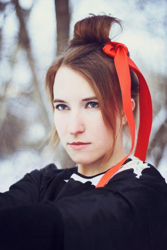 Девушка в образе - Евгения Ермолаева