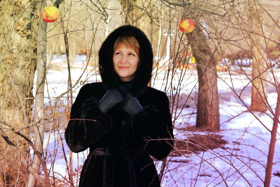 Яблочный февраль 2 - Татьяна Маслиева