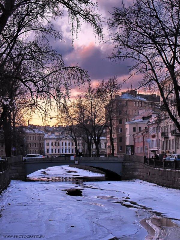 В ожидании весны - Ольга Тихомирова