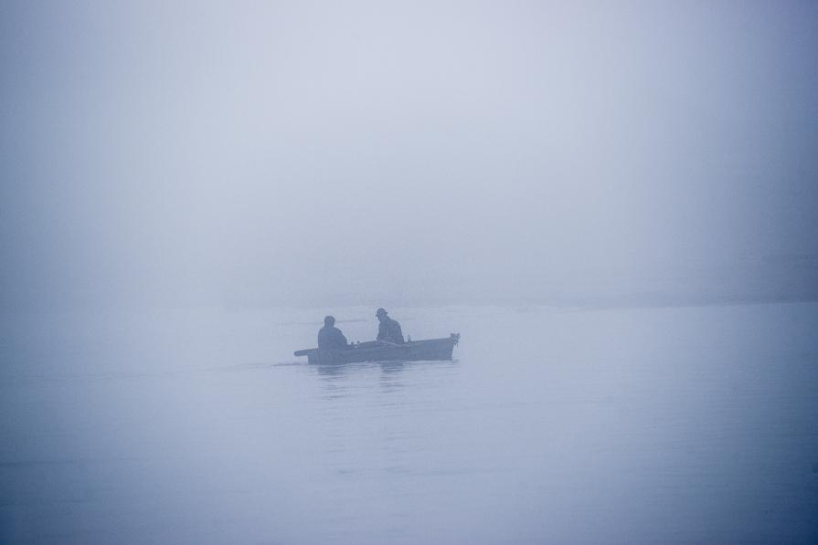 Лодка в тумане - Алексей Вуколов
