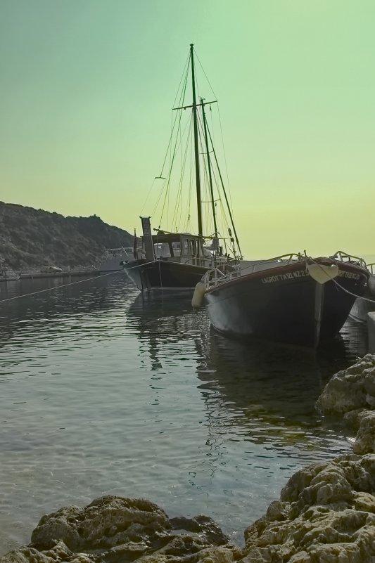 Лодки. - Евгений Поляков