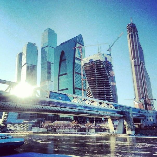 Москва-Сити - Юлия Федорова
