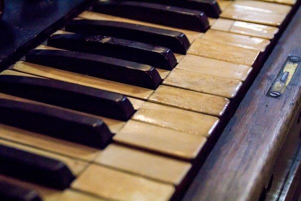 Старое пианино - Марина Кириллова