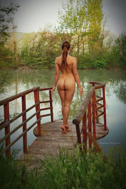 Фото голых женщин галерея
