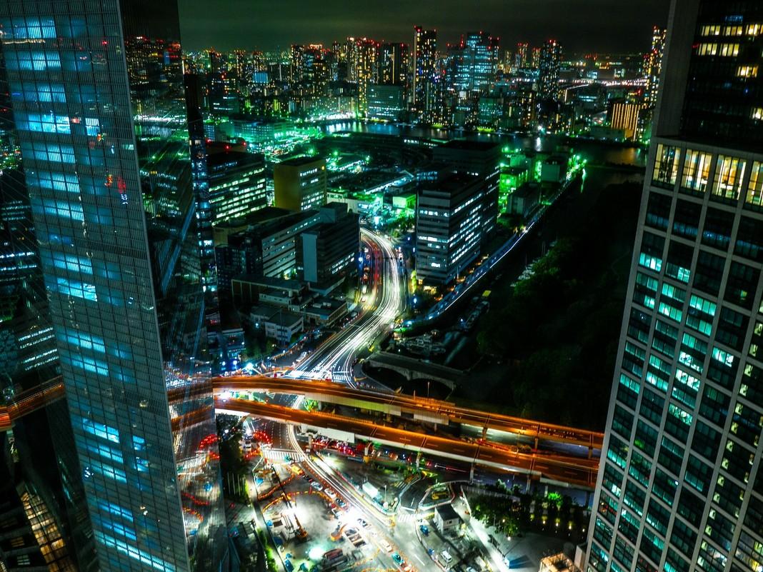 Royal Park Shiodome Tower - Макс Зазулин