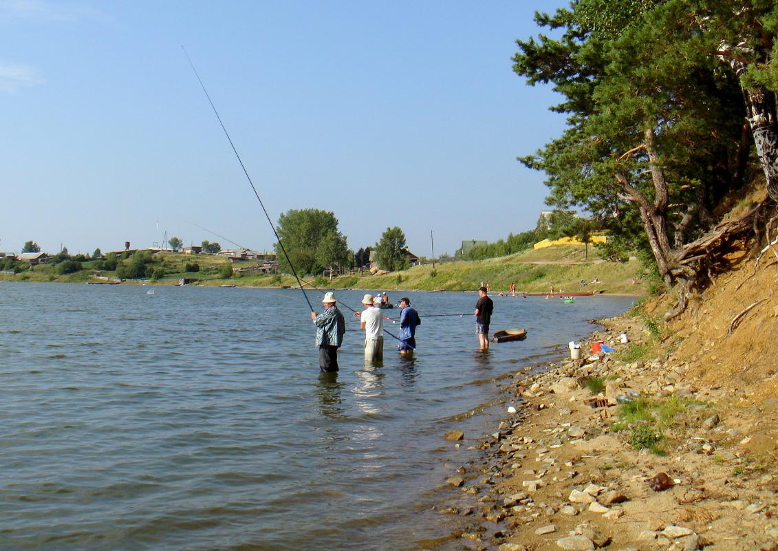прогноз рыбалки нижняя тура