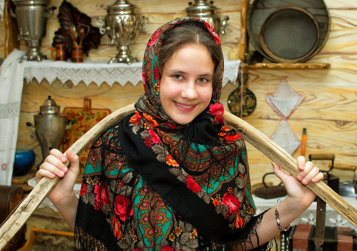 Фото деревенских девушка 27 фотография