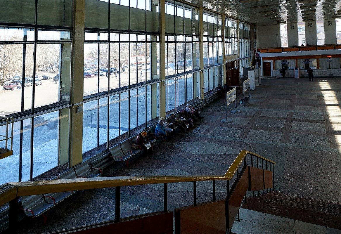 Вокзал - Алексей Golovchenko