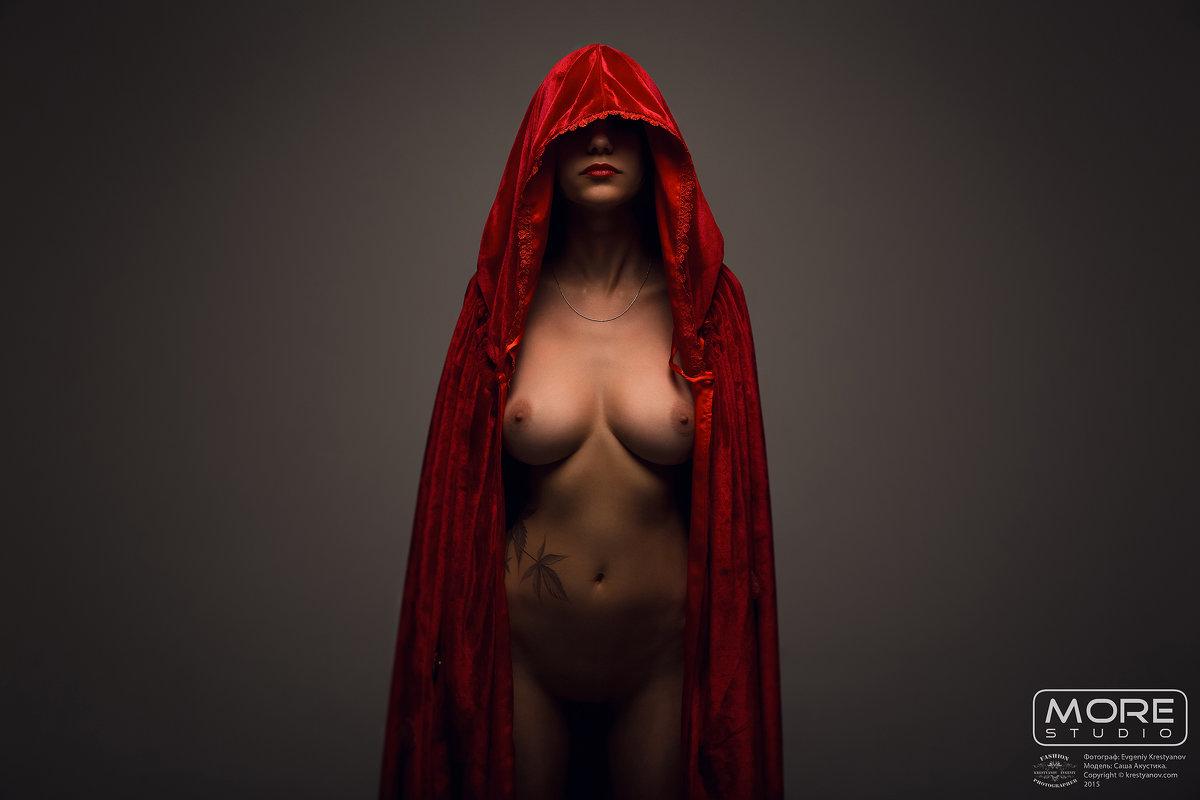 Фото красной шапочки ню 5 фотография