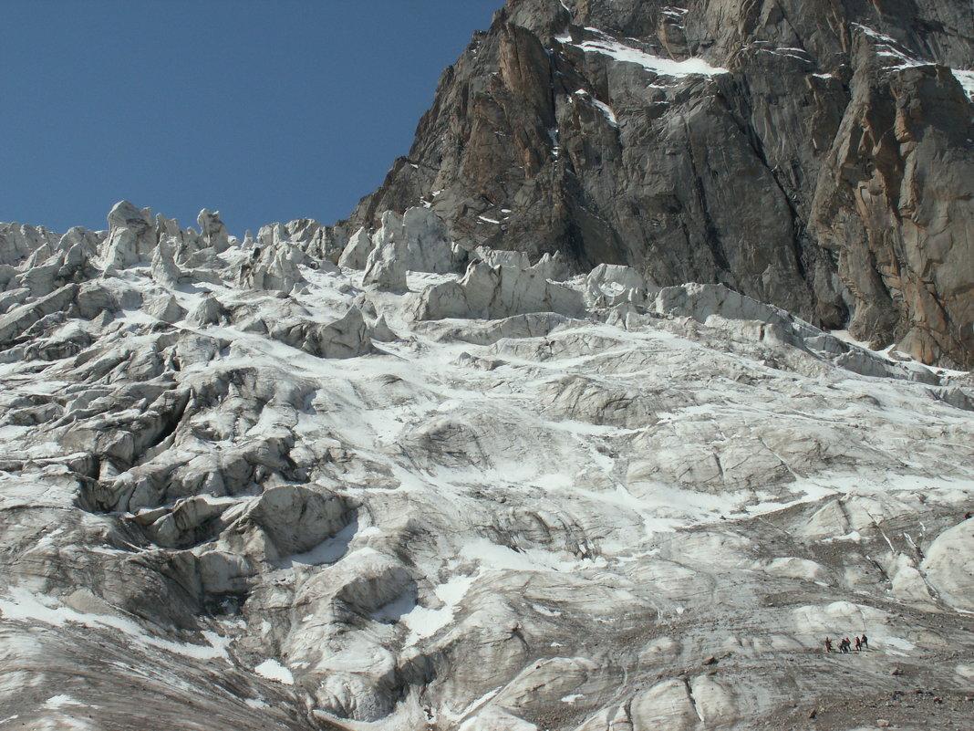 Ледник Ак-Сай - Алексей Сотников